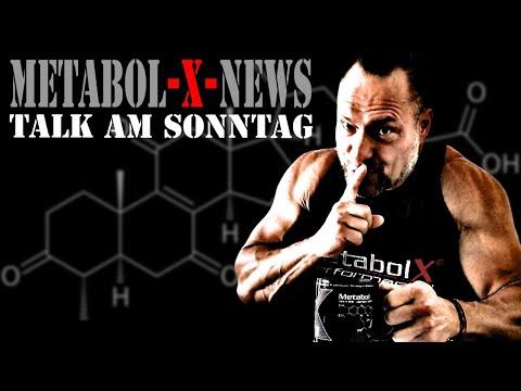 NEWS am Sonntag - Metabol-X Online-Shop geschlossen, Wir gehen weg von hier