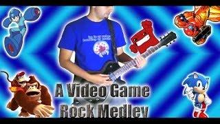 A Video Game Rock Medley