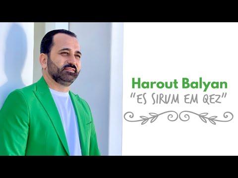 Harout Balyan: