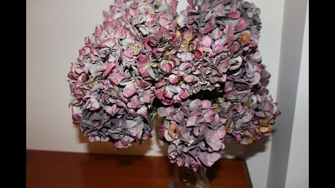 Diy centro de flores secas youtube - Arreglos florales con flores secas ...