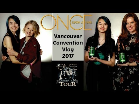 OUAT Vancouver Convention March 2017 - Holographic Rainbows