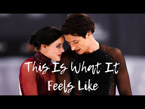 Tessa and Scott This Is What It Feels Like
