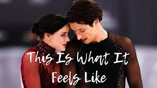 Tessa and Scott- This Is What It Feels Like