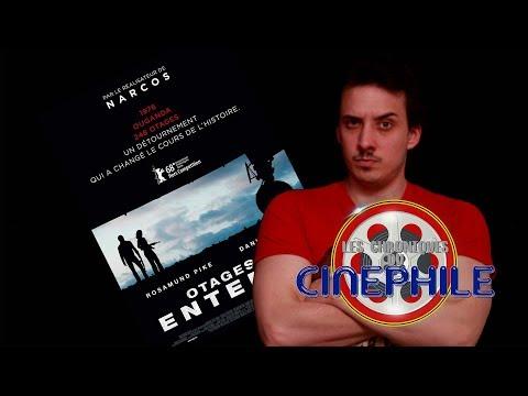 Les chroniques du cinéphile - Otages à Entebbe