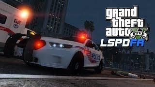 GTA5 (SP) LSPDFR Day-169 (Police Mod) (City Patrol) (D.C. Police)