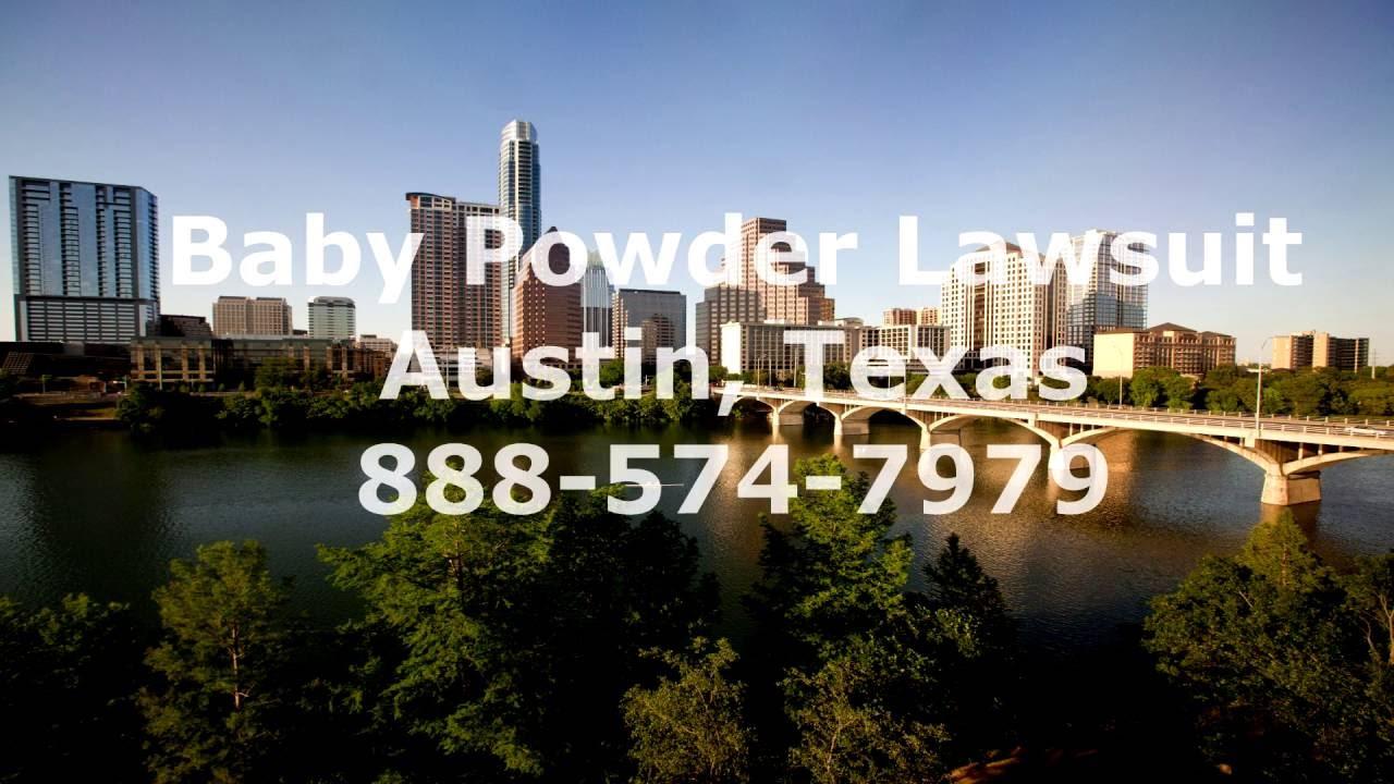 Ovarian Cancer Lawsuit Austin Texas  888-574-7979  Baby Powder Class Action