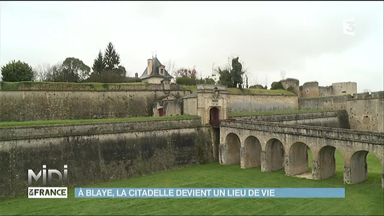 A Blaye La Citadelle Accueille Un Bar Vin