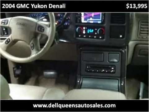 2004 gmc yukon denali used cars queens ny buy here pay here youtube. Black Bedroom Furniture Sets. Home Design Ideas