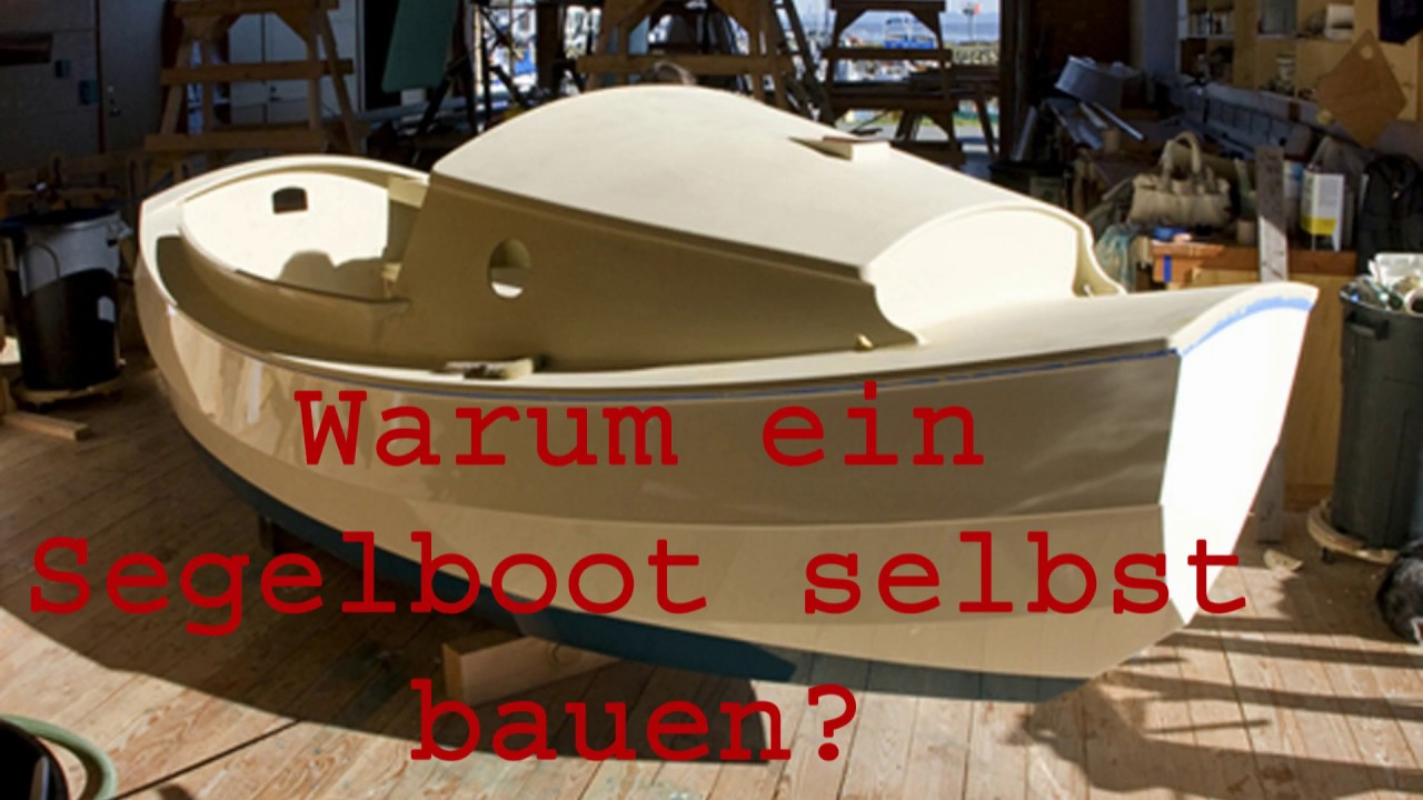 Boot Selbst Bauen