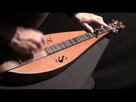 """WHITEHAVEN VOLUNTEERS"" on Dulcimer"