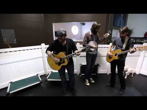 Band of Horses Plays For Puppies