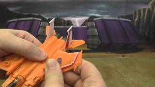 Transformers review CHMS Sunstorm