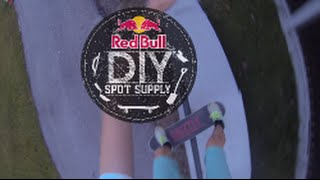 First Person Redbull Diy