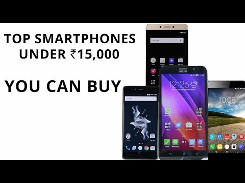 Best Mobile Phones Under Rs 15,000 | India (May 2016)