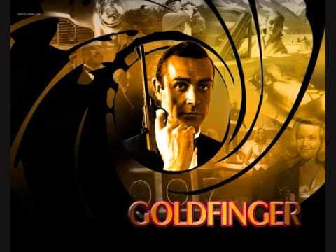 Goldfinger  Shirley Bassey With lyrics