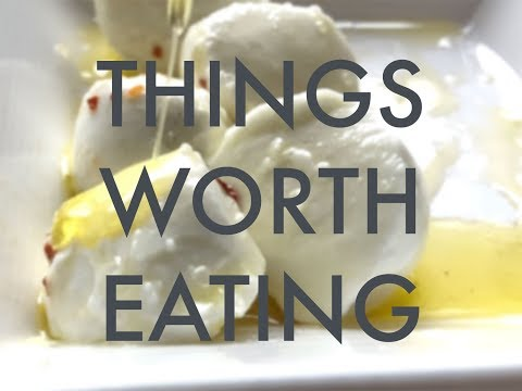 Things Worth Eating Ep  5: Buf Mozarella