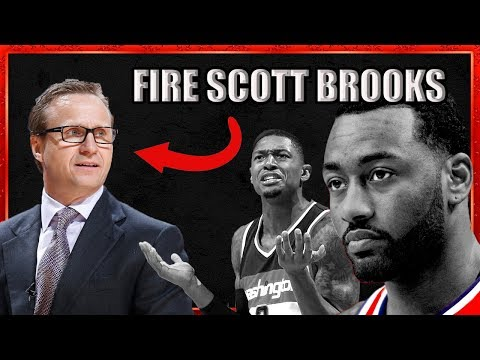 Should the Wizards Blow Up Their Terrible Team?