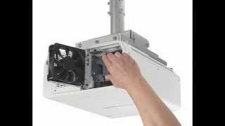 Mecons.de Panasonic PT DZ570 Projektor Videoprojektor Beamer günstig gebraucht mieten kaufen