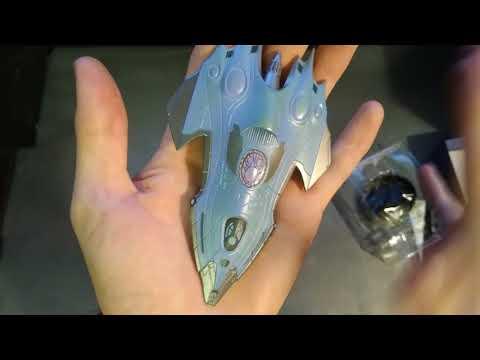 Star Trek Official Starship Collection, U.S.S Relativity NCV-474439-G Starship Model, Issue 59