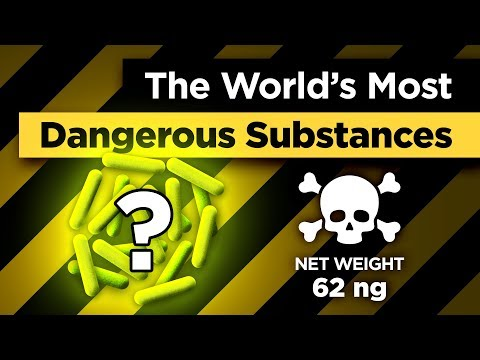 Maddox - These Are The Deadliest Substances In The World!