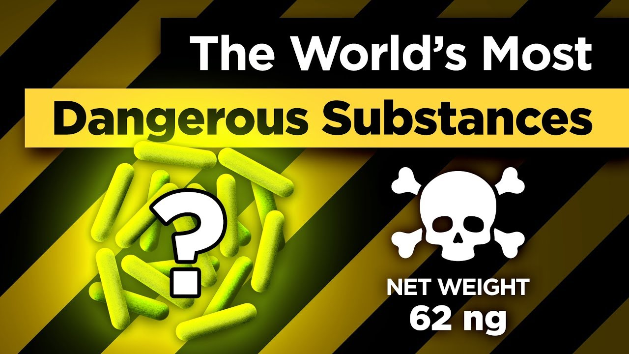 What is the Deadliest Substance in the World?