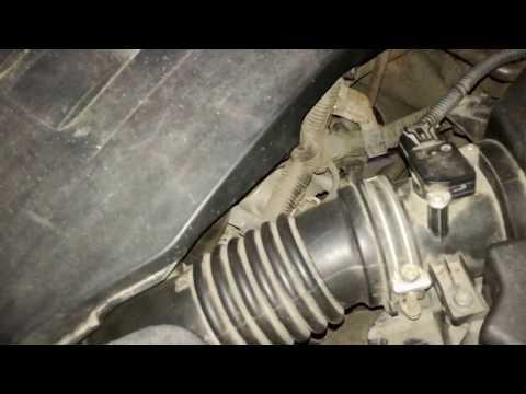 Работа двигателя тойота Королла 1zr fe пробег 105600км масло мотюль 0w20 eco lite