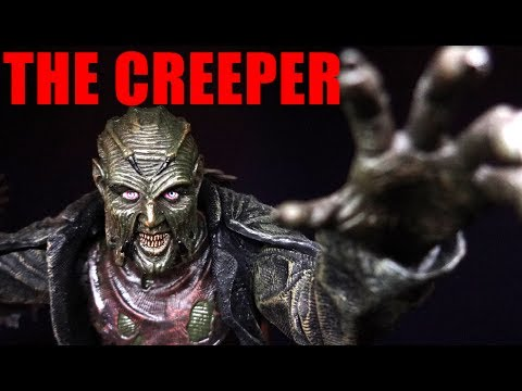 SOTA TOYS JEEPERS CREEPERS 2 CREEPER FIGURE REVIEW