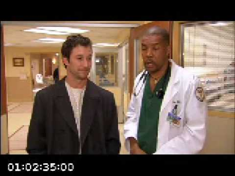 Noah Wyle and Eriq La Salle Interview
