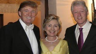 Donald Trump Major $100K+ Donor to