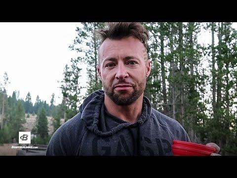 Cardio in the Mountains | Day 21 | Kris Gethin's 8-Week Hardcore Training Program