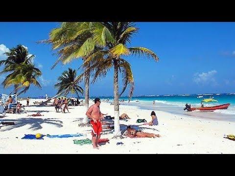 Paradise Beach Cozumel Mexico