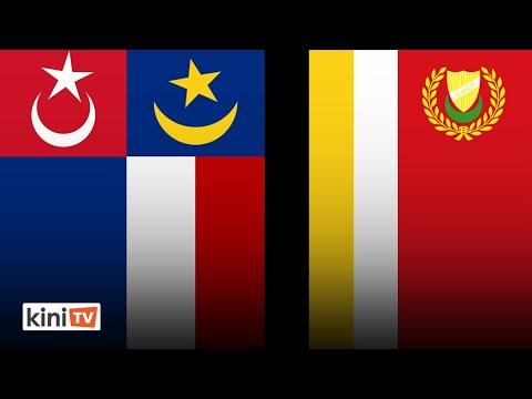 Laporan Khas: Perubahan Kuasa Di Johor, Melaka, Kedah Dan Perak