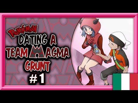 dating a magma grunt comic