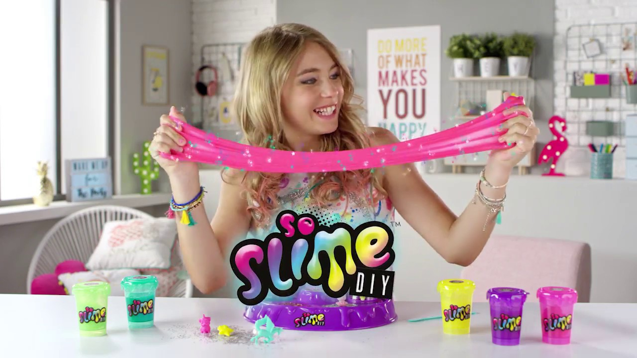 De Canal Factory Toys Fábrica Slime srCQthd