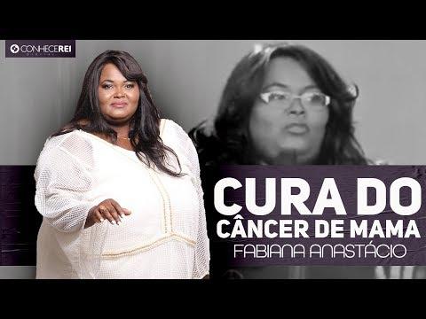 Fabiana Anastácio | Cura do Câncer de Mama!