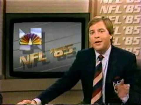 NBC Football Postgame Report - September 1985