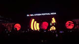 Global Citizen Festival JayZ Chaiya Chaiya