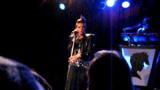 La Roux - As If By Magic - Live at Paradise Boston 1/31/10