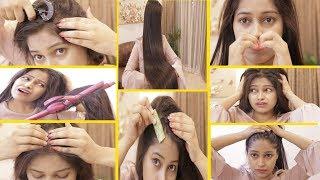 गर्मियों मे बस ये कर लो बाल अपने आप लम्बे, मजबूत हो जाएंगे|Lazy Hair Growth Summer Hacks|Be Natural