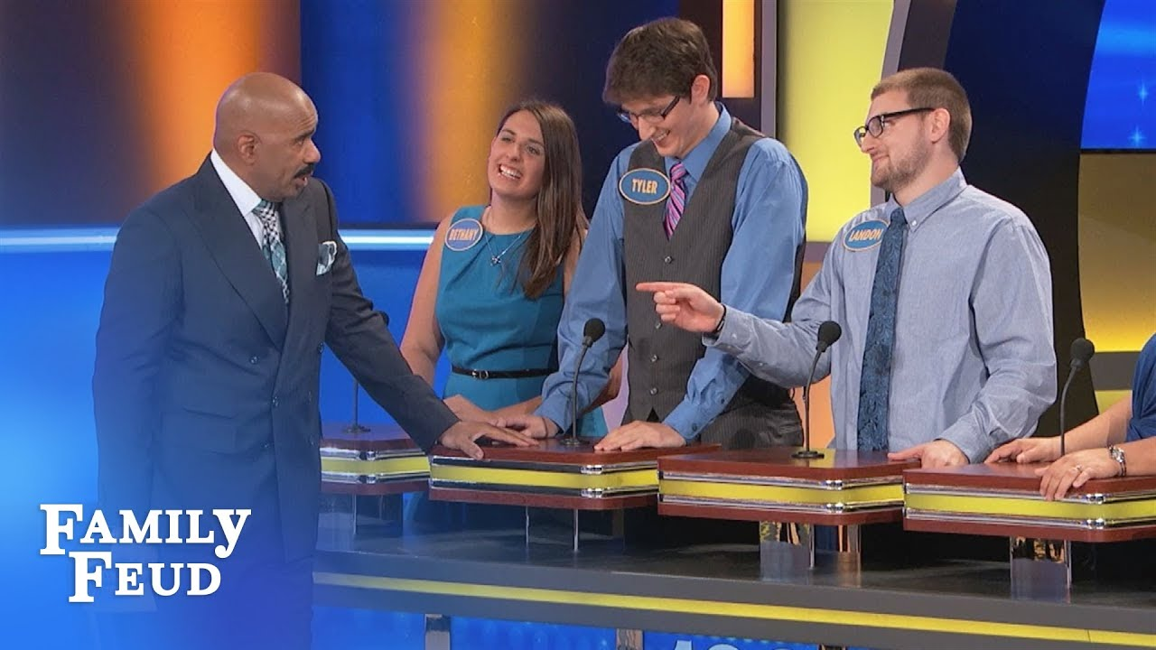 That's a good answer    ON PAPER!!! | Family Feud