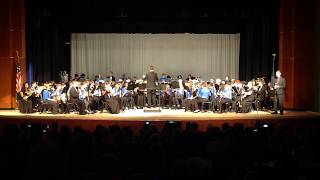 Marches of the Armed Forces - JICHS/CRMS Bands