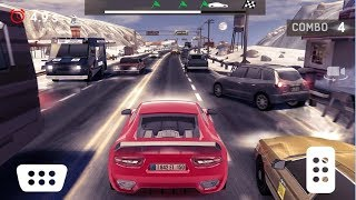 Traffic Xtreme 3D: Fast Car Racing & Highway Speed Simulator Android Gameplay [HD]