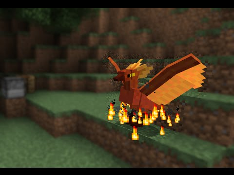 Exotic Birds Mod - Caring For Your Phoenix!