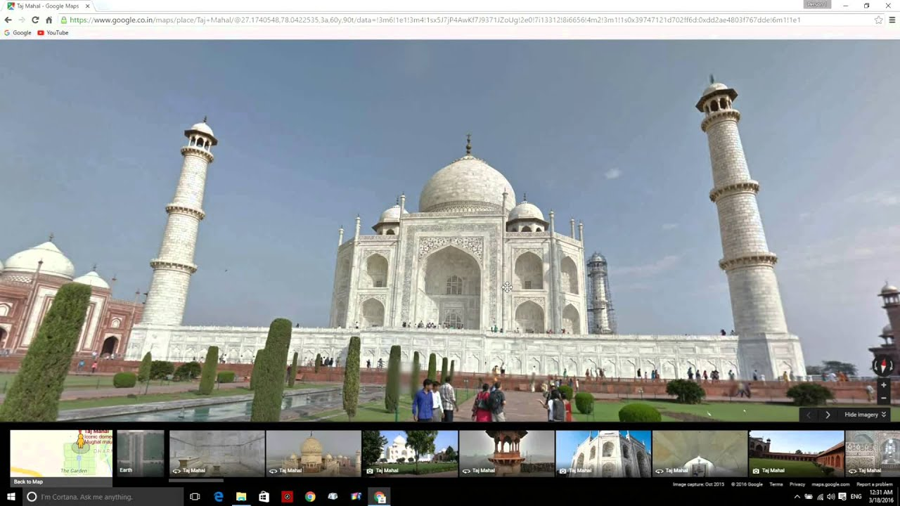 google 3d map how to enable 3d street view in google map hindi urdu youtube