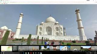 Google 3D Map - How To Enable 3D Street View in Google Map [Hindi / Urdu] Free HD Video