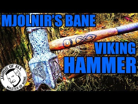 Viking Hammer  No Forge, Just Weld fail