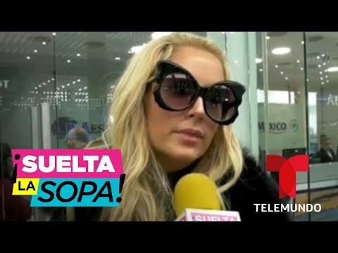Tania Ruiz Aclara Si Está O No Embarazada   Suelta La Sopa   Entretenimiento
