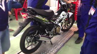 Suzuki Satria F150/Raider R150 2012