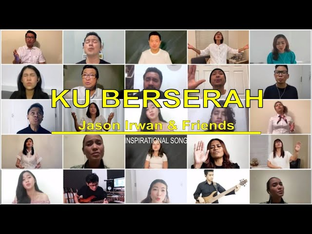 Hatiku Berserah - Jason Irwan And Friends (Sharing Ps.Jeffrey Rachmat)