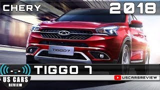 2018 CHERY TIGGO 7 Review